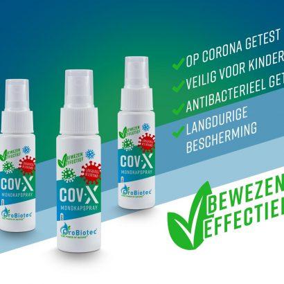 probiotec covx mondkapspray 50ml